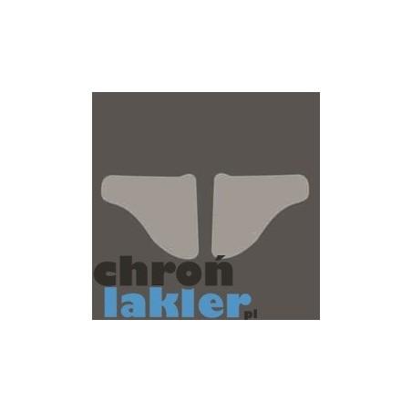 KTM ADVENTURE 990 błotnik przód naklejki / folie ochronna protektory