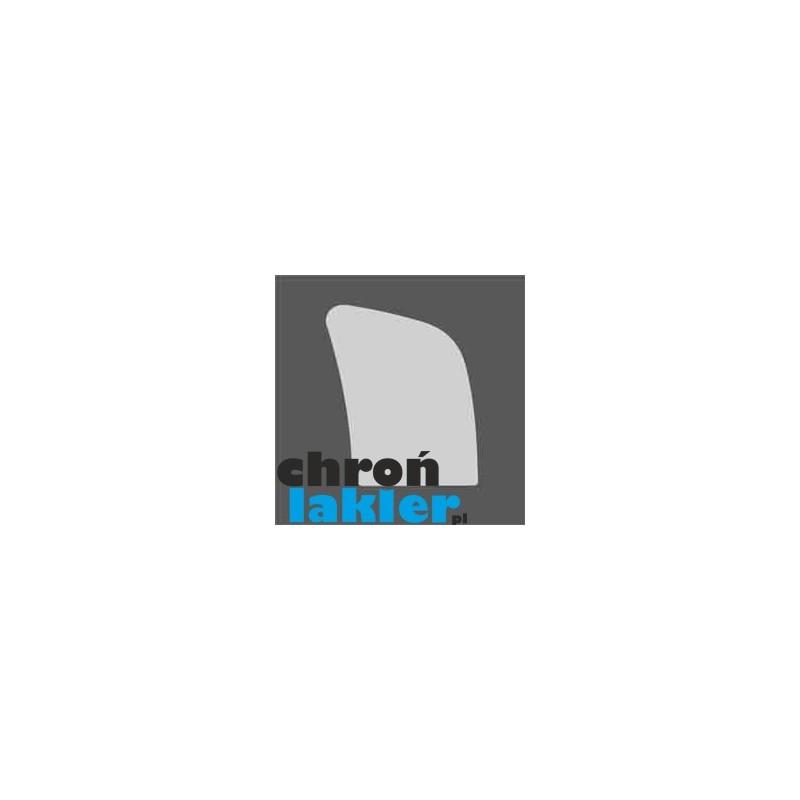 Toyota Auris I 3D folia / naklejka ochronna błotnik tył