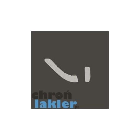 TOYOTA COROLLA E12 i E12 FL naklejka / folia ochronna błotnik