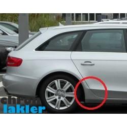 Audi A4 B8 błotnik / nadkole naklejki / folie ochronne
