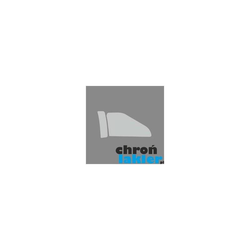 Peugeot 4007 / Mitsubishi Outlander / Citroen Crosser naklejka / folia ochronna błotnik i drzwi tył