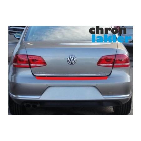 VW Passat B7 sedan zderzak tył folia ochronna