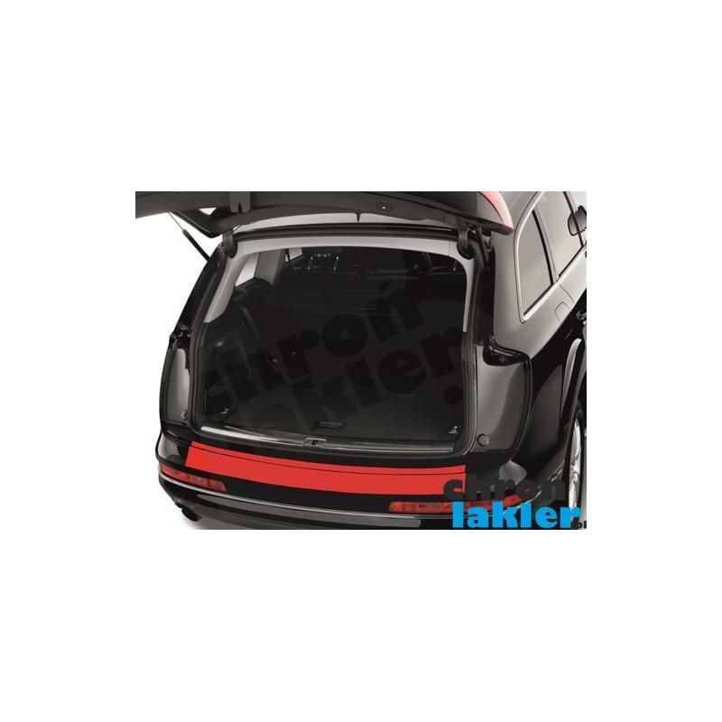 Audi Q7 zderzak tył folia ochronna