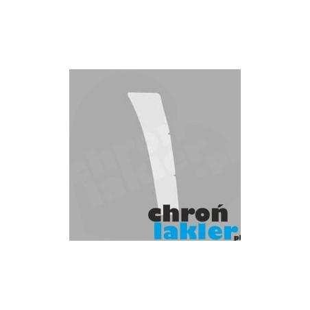 Volvo V70 I naklejki / folie ochronne na błotnik/nadkole tył