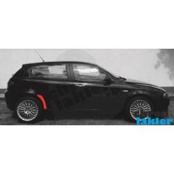 Alfa Romeo 147 5d folie ochronne na błotnik tył