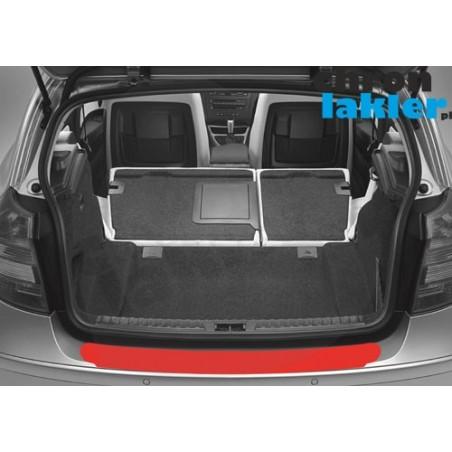 BMW 1 E87  hatchback zderzak tył folia ochronna