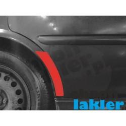 Opel Vectra B folie ochronne na błotnik tył