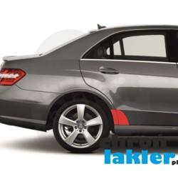MERCEDES E-klasa W212 naklejki / folie ochronne błotnik / drzwi tył