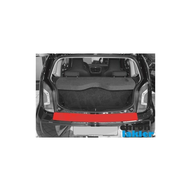 VW UP! zderzak tył naklejka / folia ochronna
