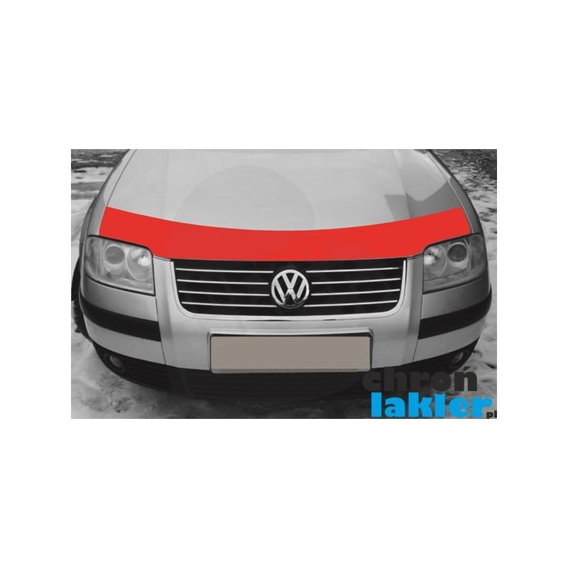VW PASSAT B5 FL folia ochronna na maskę (Clear BRA)