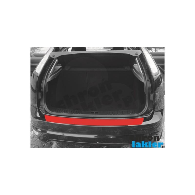 FORD FOCUS II mk2 po FL hatchback zderzak tył folia ochronna (2008-2011)
