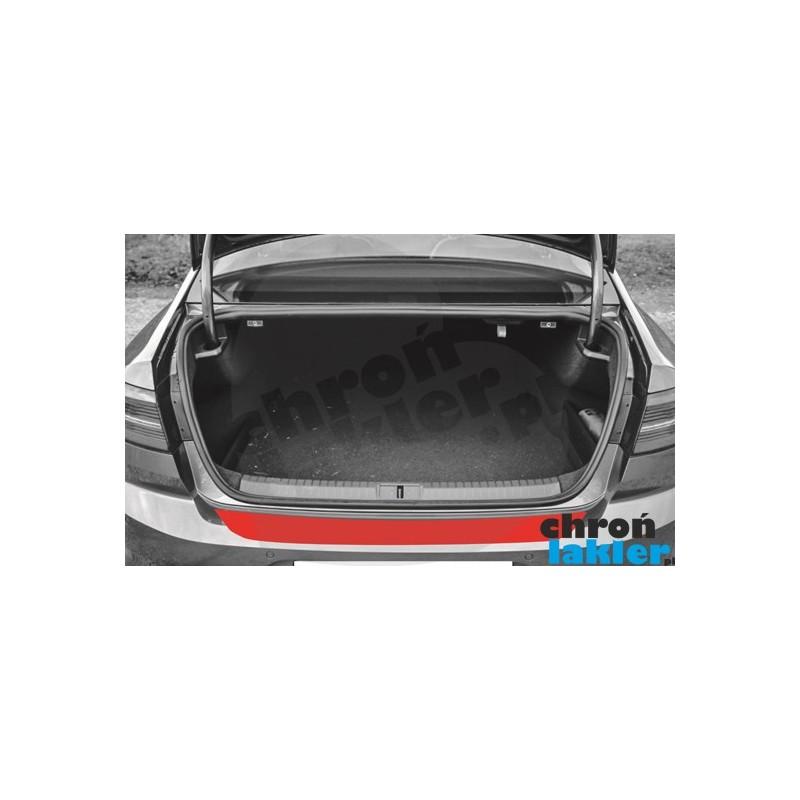 VW Passat B8 sedan zderzak tył folia ochronna (2014