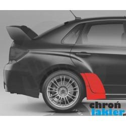 Subaru Impreza GH III (3) WRX/STI błotnik, drzwi, próg folie ochronne (2007-2013)