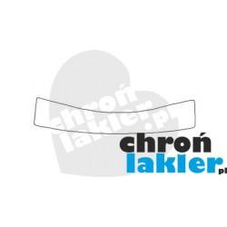 FORD MONDEO mk5 V hatchback liftback zderzak tył folia ochronna (2014-)