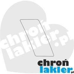 Jeep Grand Chreokee WK folie ochronne błotnik / drzwi tył (2005-2010)