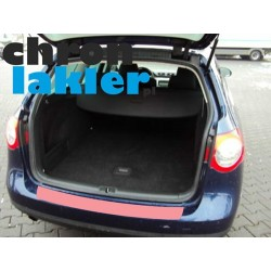VW PASSAT B6 zderzak tył kombi / variant folia ochronna