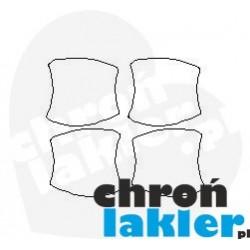 Toyota RAV4 IV FL (4) dedykowane naklejki / folie ochronne pod klamki (2015-)