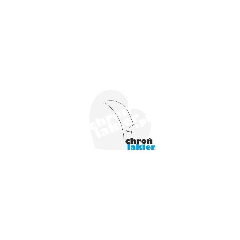ALFA ROMEO MITO naklejki / folie ochronne błotnik tył (2008-)