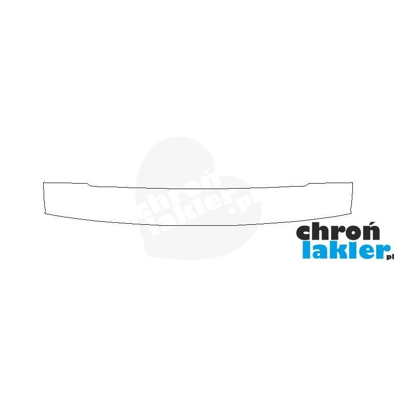 Citroen C5 II Tourer (kombi) zderzak tył folia ochronna