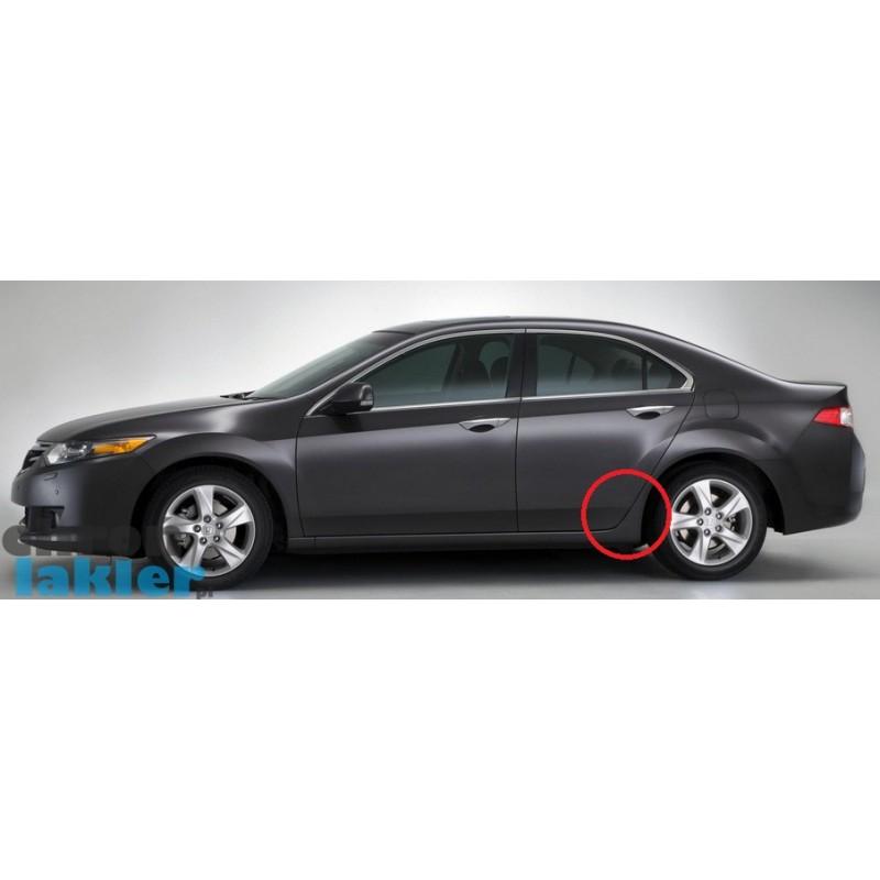Honda Accord 8 naklejki ochronne na błotnik/nadkole tył