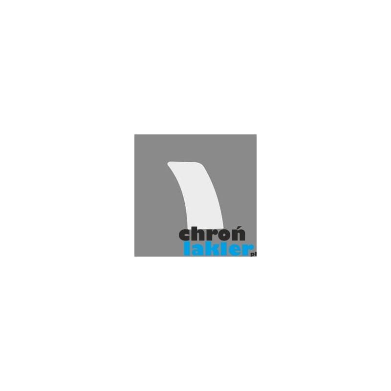 Volvo XC90 naklejka / folia ochronna drzwi tył