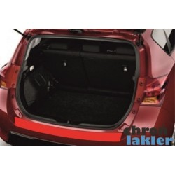 Toyota Auris II hatchback zderzak tył folia ochronna (2012-)