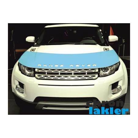 Range Rover Evoque Pure / Prestige / Dynamic folia ochronna na maskę (Clear BRA) 3M VentureShield