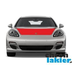 Porsche Panamera folia ochronna na maskę (Clear BRA) 3M VentureShield