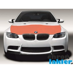 BMW M3 e92 folia ochronna na maskę (Clear BRA) 3M VentureShield
