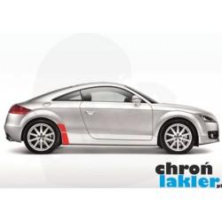 Audi TT TTS RS II 8J folia ochronna na błotnik tył