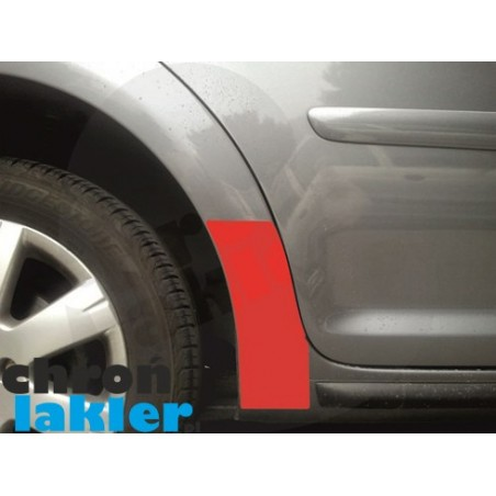 VW Touran I naklejki / folie ochronne błotnik tył