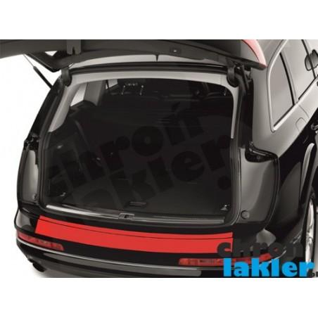 Audi Q7 I mk1 zderzak tył folia ochronna (2005-2015)