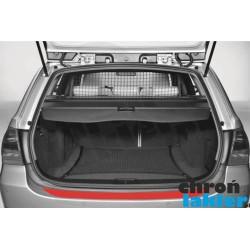 BMW 3 M3 E90 E91 touring (kombi) naklejka / folia ochronne zderzak tył