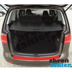 VW Touran II naklejka / folia ochronne zderzak tył