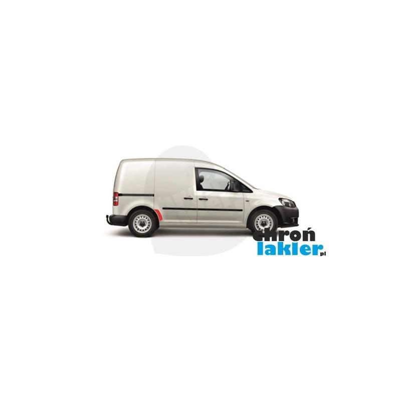 VW Caddy 2K III naklejki / folie ochronne drzwi / błotnik tył