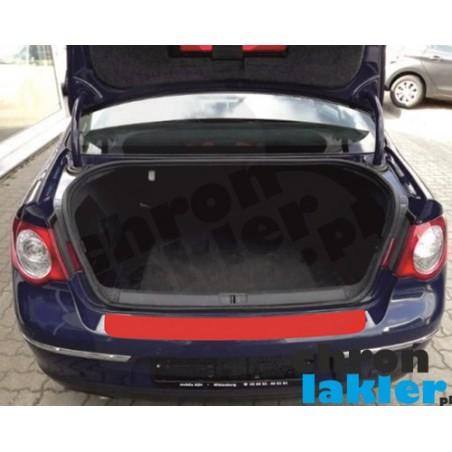 VW Passat B6 sedan zderzak tył folia ochronna