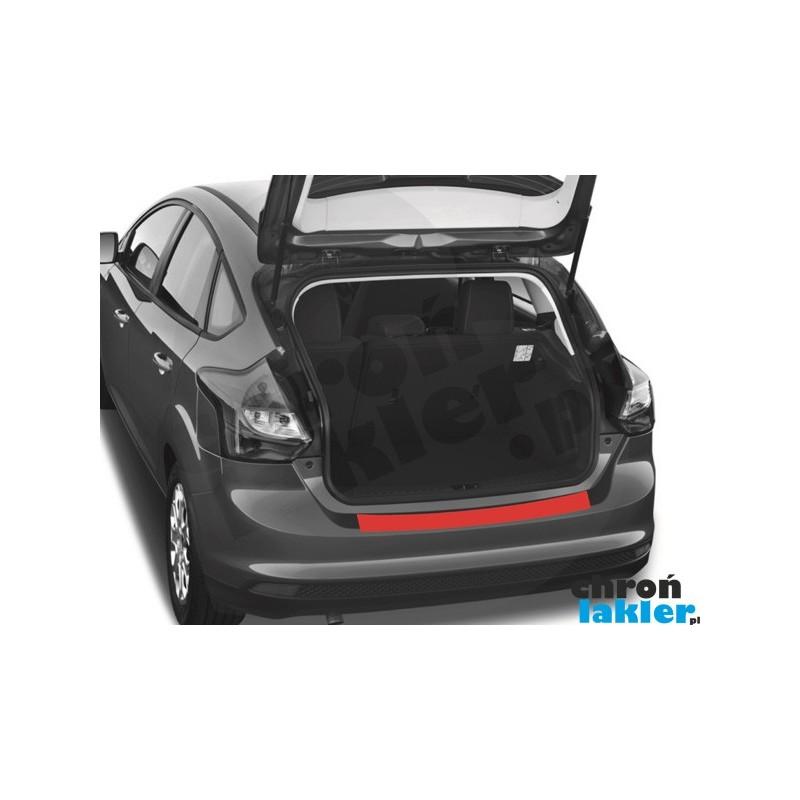 FORD FOCUS III mk3 hatchback zderzak tył naklejka / folia ochronna