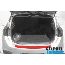 KIA CEED II (2) hatchback zderzak tył naklejka / folia ochronna