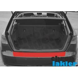 AUDI A3 / S3 III 8V sportback / 3D zderzak tył naklejka / folia ochronna (2012-)