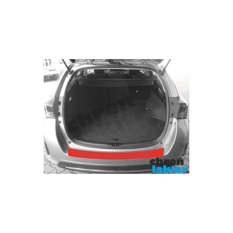 Toyota Auris II (2) Touring Sports (TS, kombi) zderzak tył folia ochronna