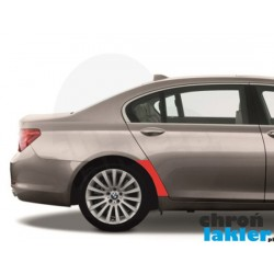 BMW 7 F01/F02 błotnik naklejka / folia ochronna