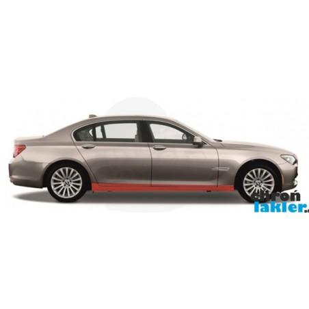 BMW 7 F01/F02 folie ochronne / folia ochronna na progi
