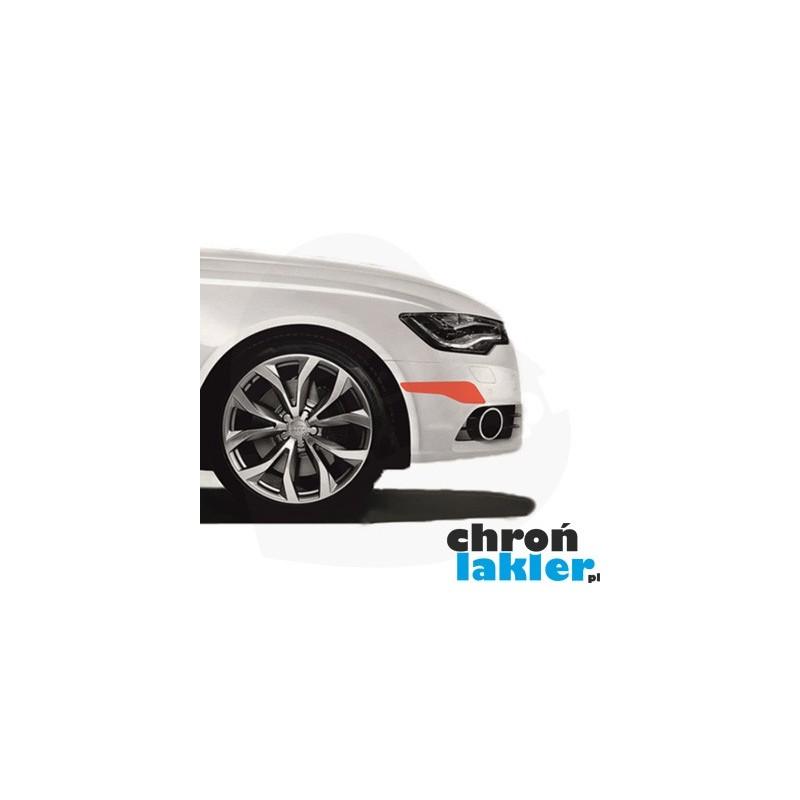 Folia ochronna 3M na zderzak uniwersalna VW Audi Toyota BMW Peugeot itd