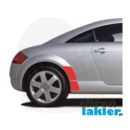 Audi TT I mk1 8N folia ochronna na błotnik tył