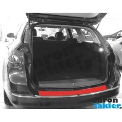 Opel Astra J 4 IV Sports Tourer (kombi) po FL zderzak tył folia ochronna 2013-