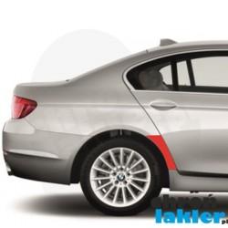 BMW 5 M5 F10 naklejki / folie ochronne błotnik, próg tył (2010-)