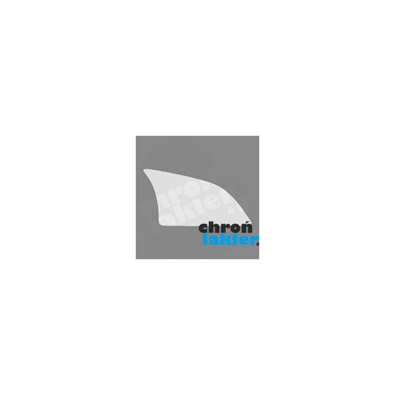 PORSCHE PANAMERA (970, S, TURBO, 4S, GTS, TURBO S, DIESEL) naklejka / folia ochronna drzwi tył (2009-)