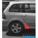 PEUGEOT 307 SW (kombi) błotnik / próg naklejka / folia ochronna (2002-2008)