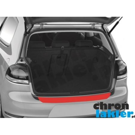VW Golf VI (6) hatchback zderzak tył folia ochronna (2008-2012)