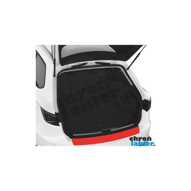 Seat Leon ST kombi zderzak tył folia ochronna (2013-)